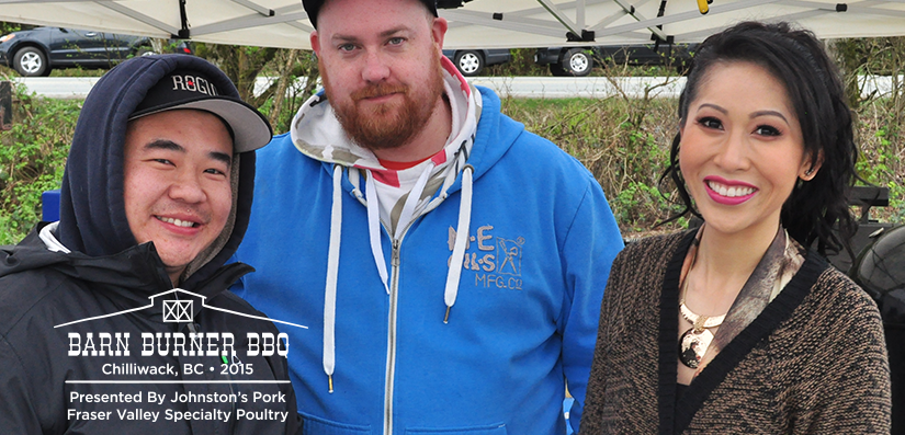 Thank you to Follow Me Foodie + Passion for Pork for joining us for BBBQ 2015!