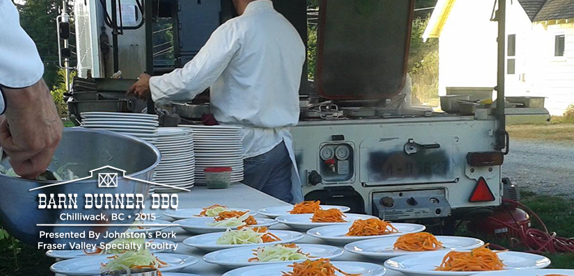 Food truck delight! House of Walls joins the BBBQ party.