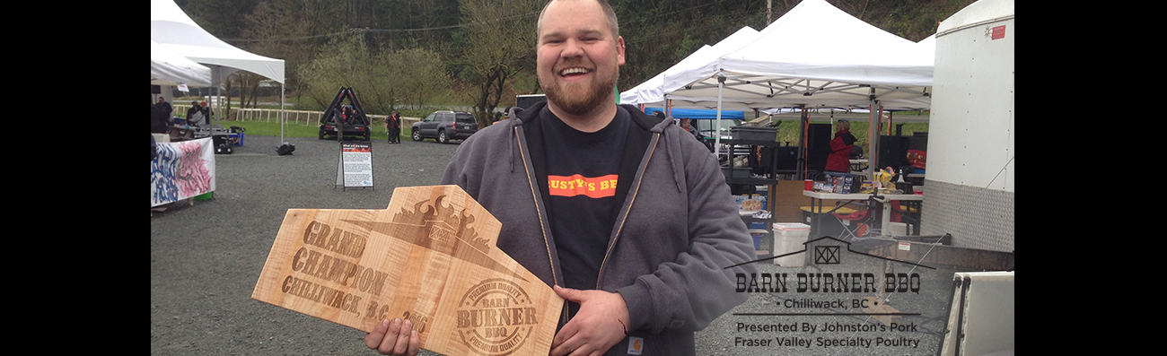 Congrats to our GRAND CHAMPION: Rusty's BBQ